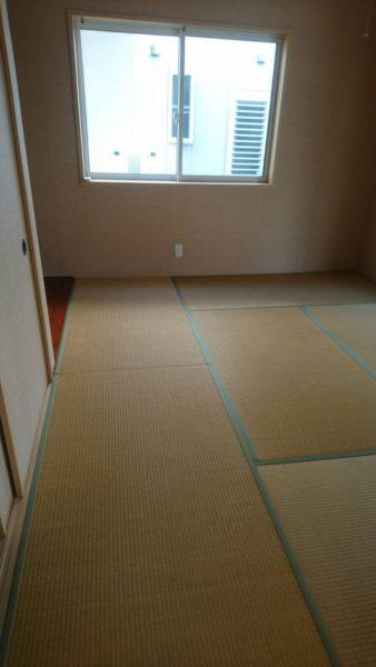 6畳だけどメーターモジュールなので7.2畳の広さがあります!