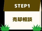 STEP1 売却相談