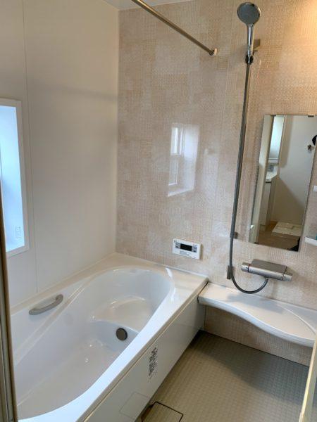 リクシル暖房乾燥機付き風呂