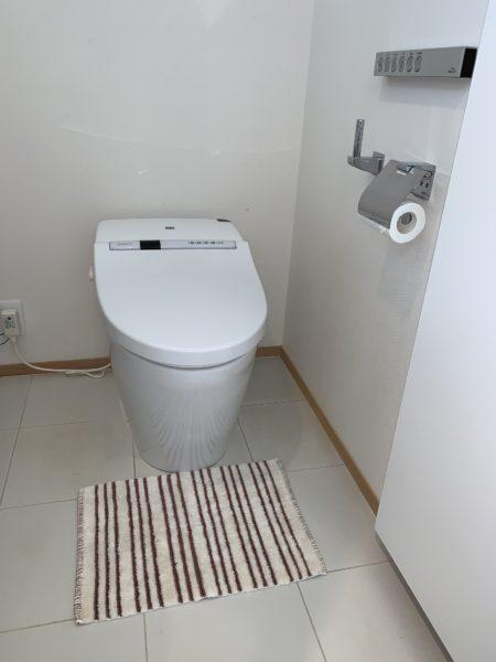 TOTO全自動トイレ