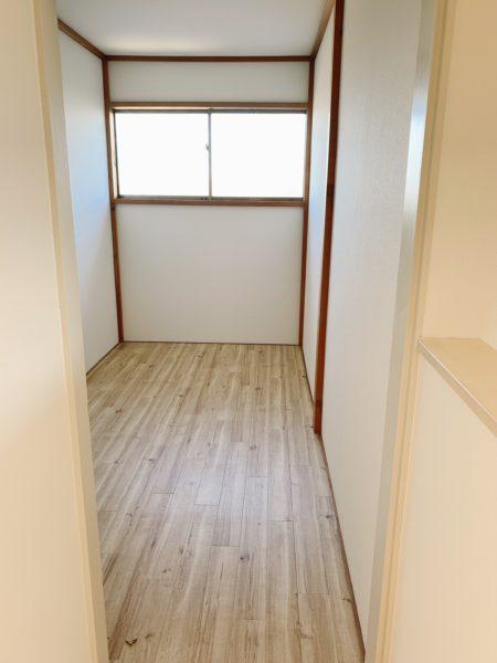 2階広々物置部屋